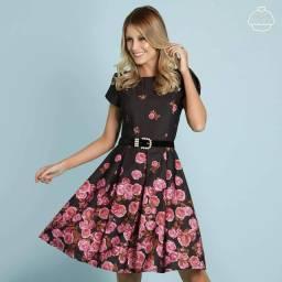 Vestido Cuplover Sonhos de Amelie GG