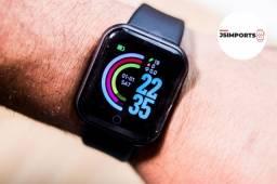 Smartwatch relógio inteligente D20/Y68 Plus atualizado