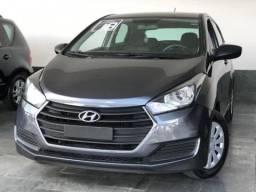 Vitória - Hyundai HB20 Cinza 1.0