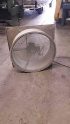Exaustor Elétrico  Super Industrial Trifásico - usado