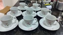 Jogo de Xícaras de Café (8unidades)