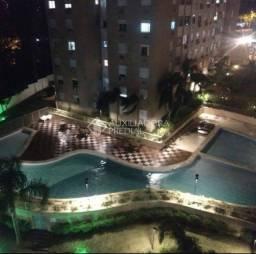 Apartamento à venda com 1 dormitórios em Jardim carvalho, Porto alegre cod:296746