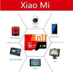 Cartão de Memória Micro SD Xiaomi para Celular Câmera Tablet Notebook