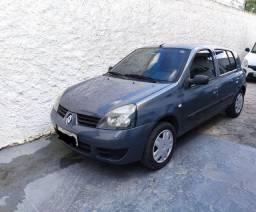 Renault Clio 1.0, 16V 4 portas, impecável, Segundo Dono