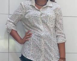 Camisas sociais feminina