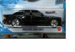 Hot Wheels - Mercedes-Benz 500E 2021