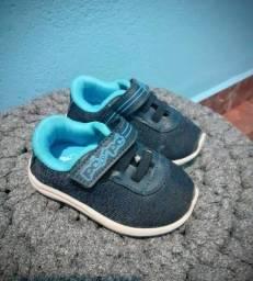 Lote calçados de bebê menino