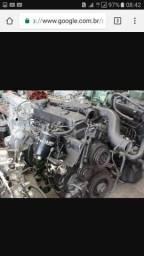 Motor 1620 e 1721 completo usado