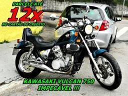 Kawasaki Vulcan 750 94 - Vulcan 750 - Vulcan 1994 - Kawasaki - 1994