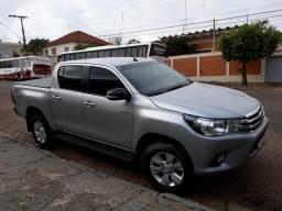 "Hilux cd ""sr"" 16/17 4x4 diesel automatica - 2017"