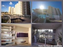 Oportunidade - Solar do Cerrado - Apartamento com 2 Quartos com Suite 061 99568-6889