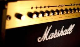 Manutenção de amplificadores e potências na Musical Brother