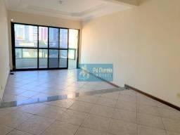 Apartamento com 3 dormitórios para alugar, 111 m² por R$ 2.500,00/mês - Canto do Forte - P