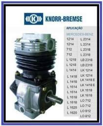 Compressor knorr bremse