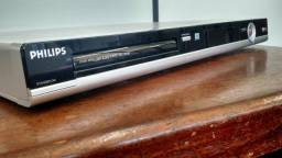 Gravador / reprodutor DVD / CD 3455 Philips