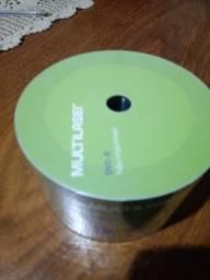 MIDIA DVD-R C/50 UN MULTILASER DV061 16x 4. 7 gb 120 minutos