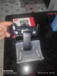 Vendo 1 controle ìpega novinho 50 reais e 1 cooler com gatilhos 50 reais