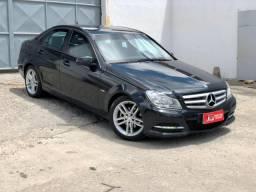 Mercedes C180 blindada - 2012