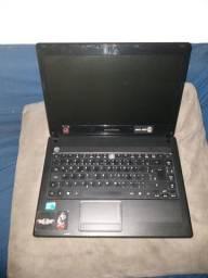 2 notebook i3 com defeito. 370$