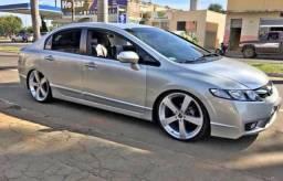 Honda Civic 1.8 LXL Space Gray - 2010