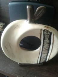 Vasinhos de médio de cerâmica lindo nunca usado