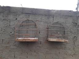 2 gaiolas redondas por 60 reais ,para vim buscar em Aparecida de Goiânia
