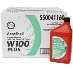 Oleo Aeroshell W100 Plus 1l Aero Shell W 100 Plus