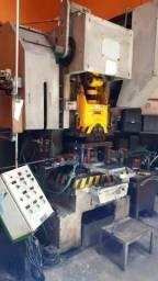 Prensa excêntrica Ergon 80 ton freio fricção