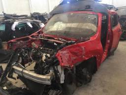 Sucata Jeep Renegade Sport Automático Flex 2016