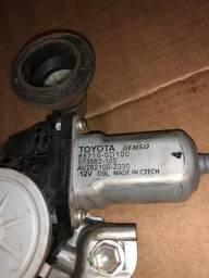 Máquina Vidro Elétrico, Traseiro, Esquerdo, Toyota Corolla 2009-2014, Usada