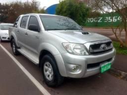 Toyota Hilux Cabine Dupla 4x4 - 2011