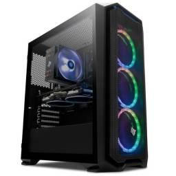 PC Gamer I7 8700k Gtx 1660 Super 6Gb Gddr6 16 Gigas Ddr4 Fonte Real Ssd 500Gb !