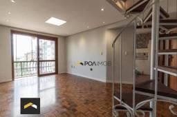 Cobertura com 3 dormitórios para alugar, 167 m² por R$ 2.500,00/mês - Higienópolis - Porto