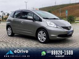 Honda Fit EX 1.5 Flex 16V 5p Aut. - Com Bancos de Couro - Carro Muito Novo - 2009