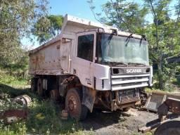 Scania 420 , 8x4 caçamba