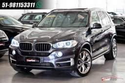 BMW X5 XDRIVE 3.0 DISEL 258HP TETO UNICO DONO 52 MIL KM 7 LUGARES