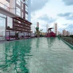 Apartamento à venda com 4 dormitórios em Miramar, João pessoa cod:32026