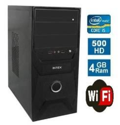 CPU i5 - 4GB ram ddr3- 500GB HD- Garantia