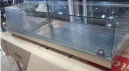 Estufa Refrigerada 1,26m pode ser para Sushi