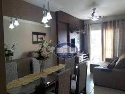 Apartamento com 2 dormitórios à venda, 55 m² por R$ 200.000 - Santana - Araçatuba/SP