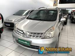 LIVINA 2011/2012 1.8 SL 16V FLEX 4P AUTOMÁTICO