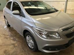 GM - Chevrolet Onix LT 1.0 Completo Unica Dona - 2013