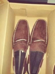 Sapato mocassino