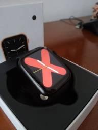 Relógio Smartwatch tela Infinita Iwo 12 w26 novo
