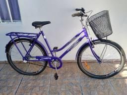 Bicicleta Feminina Monark tropical Plus c/ Marchas