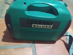 Máquina solda BALMER com cilindro