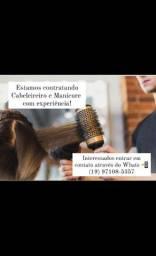 Manicure/Cabeleireiro