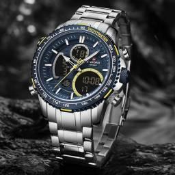 Relógio Masculino Naviforce Original NF9182