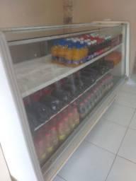 Balcão vitrine Refrigerado / ACEITO CARTÃO