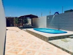 Aluga-se casa de praia com piscina caueira.leia o anúncio